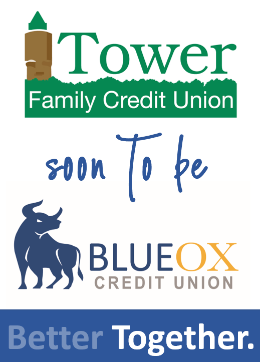 Tower Family Credit Union BlueOx Credit Union Merger