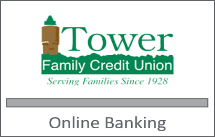 Tower Family Credit Union Online Banking Login