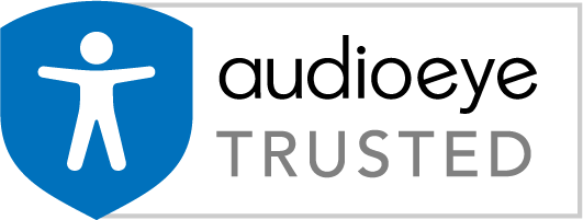 AudioEye Accessibility Trusted Badge