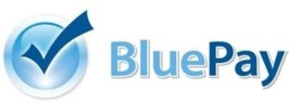 BluePay loan or credit card payment service