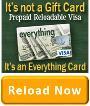 prepaid reloadable visa gift cards - Reloadable Prepaid Credit Cards
