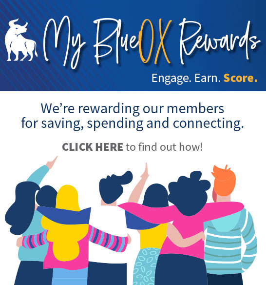 My BlueOx Rewards