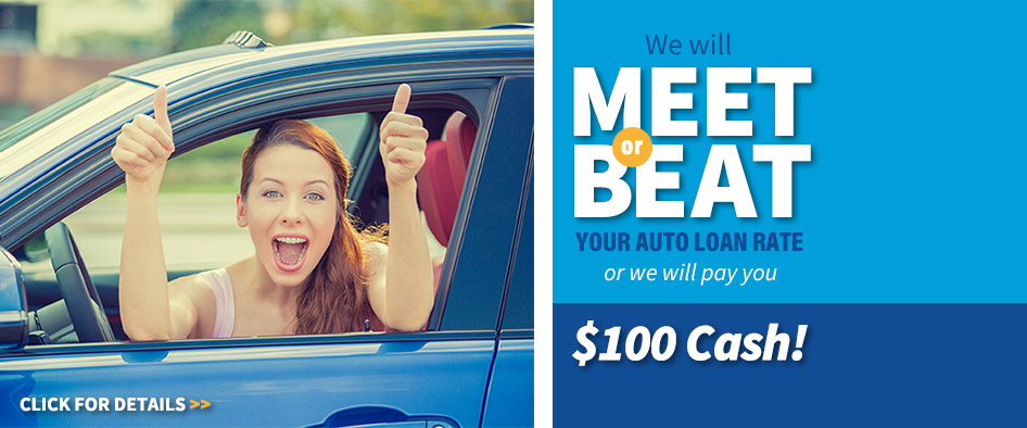 BlueOx Credit Union Auto Loans