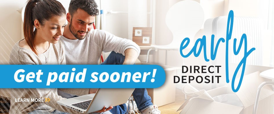 Get paid sooner!