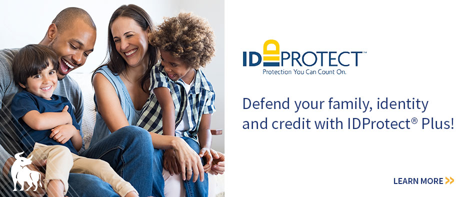 IDProtect. Protection You Can Count On. Defend your family, identity and credit with IDProtect�® Plus! LEARN MORE.