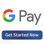Google Pay Get Started Now